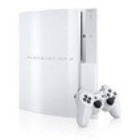 【送料無料】【中古】PS3 PlayStation 3 (80GB) セラミックホワイト (CECHL00) 本体 プレイステーション3