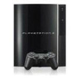 【訳あり、PS1、PS2読み込み×】【送料無料】【中古】PS3 PlayStation 3 (20GB) CECHB00 ブラック 本体 プレイステーション3
