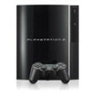 PS3 PlayStation 3(20GB)CECHB00黑色本体PlayStation 3