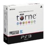 【送料無料】【中古】PS3 torne (トルネ) (CECH-ZD1J) 本体 プレイステーション3 本体(箱説付き)