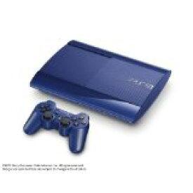 【送料無料】【中古】PS3 PlayStation3 250GB アズライト・ブルー (CECH-4000B AZ) 本体 プレイステーション3