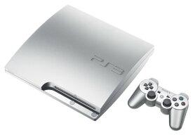 【送料無料】【中古】PS3 PlayStation 3 (160GB) サテン・シルバー ( CECH-2500A SS ) 本体 プレイステーション3