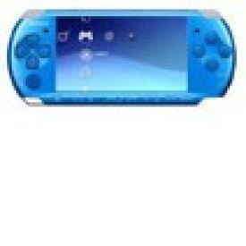 【送料無料】【中古】PSP「プレイステーション・ポータブル」 バイブラント・ブルー (PSP-3000VB) 本体 PSP3000