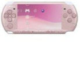 【送料無料】【中古】PSP「プレイステーション・ポータブル」 ブロッサム・ピンク (PSP-3000ZP) 本体 PSP3000(箱説付き)