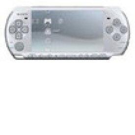 【送料無料】【中古】PSP「プレイステーション・ポータブル」 ミスティック・シルバー (PSP-3000MS) 本体 ソニー PSP3000