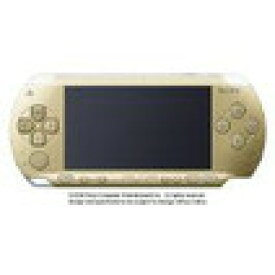 【送料無料】【中古】PSP「プレイステーション・ポータブル」 シャンパンゴールド (PSP-1000CG) 本体 ソニー PSP1000