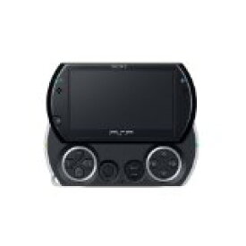 【送料無料】【中古】PSP go「プレイステーション・ポータブル go」 ピアノ・ブラック (PSP-N1000PB) 本体 ソニー