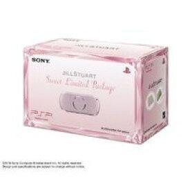 【送料無料】【中古】PSP「プレイステーション・ポータブル」 JILL STUART 「Sweet Limited Package」 (PSPJ30015) PSP3000(箱説付き)