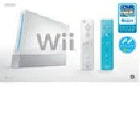 【送料無料】【中古】Wii本体 (シロ) Wiiリモコンプラス2個、Wiiスポーツリゾート同梱(箱説付き)