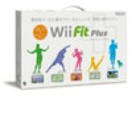 【送料無料】【中古】Wiiフィット プラス (バランスWiiボードセット) (シロ) 本体