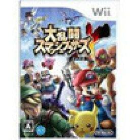 【送料無料】【中古】Wii 大乱闘スマッシュブラザーズX ソフト