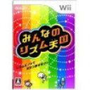 【送料無料】【中古】 Wii みんなのリズム天国 ソフト