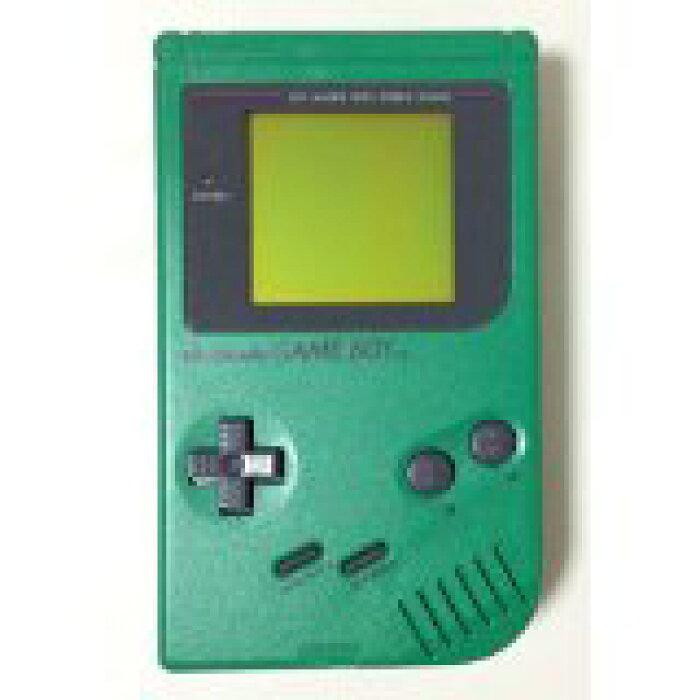 【送料無料】【中古】GB 任天堂 初代 ゲームボーイ ブロス 緑色 グリーン ブラザーズ 本体