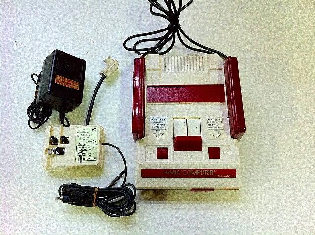【訳あり】【送料無料】【中古】FC 初代ファミコン ファミリーコンピュータ 本体