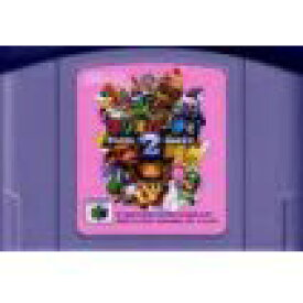 【送料無料】【中古】N64 任天堂64 マリオパーティ2 (箱説付き)