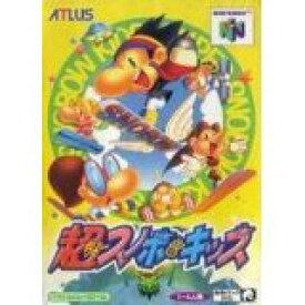 【送料無料】【中古】N64 任天堂64 超スノボキッズ