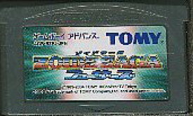 【送料無料】【中古】GBA ゲームボーイアドバンス ZOIDSAGA(ゾイドサーガ)フューザーズ ソフト (箱説付き)