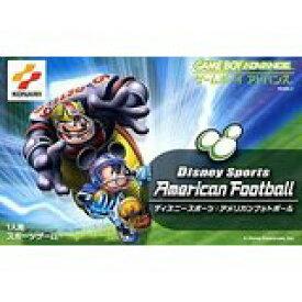 【送料無料】【中古】GBA ゲームボーイアドバンス Disney All-Star Sports AMERICAN FOOTBALL