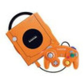 【送料無料】【中古】GC ゲームキューブ NINTENDO GAMECUBE 本体 オレンジ