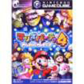 【送料無料】【中古】GC ゲームキューブ マリオパーティ4 ソフト
