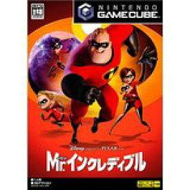 【送料無料】【中古】GC ゲームキューブ Mr.インクレディブル (箱説付き)