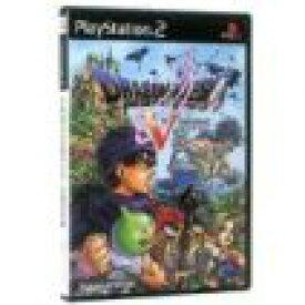 【送料無料】【中古】PS2 プレイステーション2 ドラゴンクエストV 天空の花嫁 (DQ VIII プレミアム映像ディスク同梱) ソフト ドラクエ5