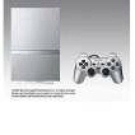 【送料無料】【中古】PS2 PlayStation 2 サテン・シルバー (SCPH-79000SS) 本体 プレイステーション2 軽量化モデル プレステ2