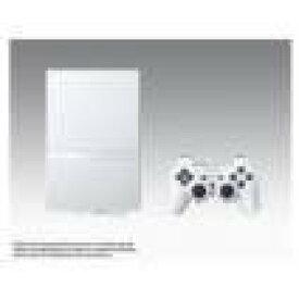 【送料無料】【中古】PS2 PlayStation 2 セラミック・ホワイト (SCPH-75000CW) 本体 プレイステーション2 プレステ2
