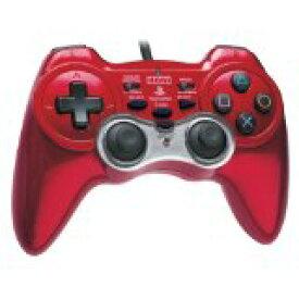 【送料無料】【中古】PS2 PlayStation2 アナログ振動パッド2 TURBO レッド プレイステーション2 プレステ2