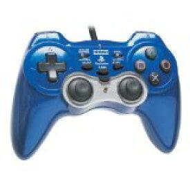【送料無料】【中古】PS2 PlayStation2 アナログ振動パッド2 TURBO ブルー プレイステーション2 プレステ2