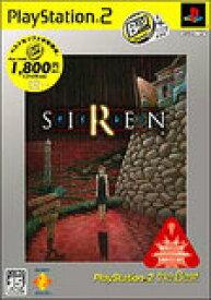 【送料無料】【中古】PS2 プレイステーション2 SIREN PlayStation 2 the Best