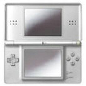 【送料無料】【中古】DS ニンテンドーDS Lite グロス シルバー 任天堂 本体(箱説付き)