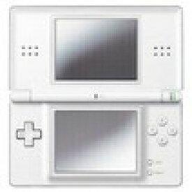 【送料無料】【中古】DS ニンテンドーDS Lite クリスタルホワイト 任天堂 本体(箱説付き)