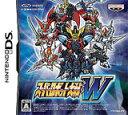 【送料無料】【中古】DS スーパーロボット大戦W