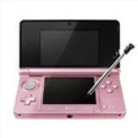 【送料無料】【中古】3DS ニンテンドー3DS ミスティピンク 本体 任天堂