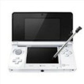 【送料無料】【中古】3DS ニンテンドー3DS アイスホワイト 本体 任天堂