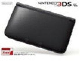 【送料無料】【中古】3DS ニンテンドー3DS LL ブラック 本体 任天堂(箱説付き)