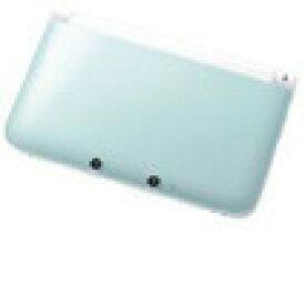 【送料無料】【中古】3DS ニンテンドー3DS LL ミントXホワイト 本体 任天堂(箱説付き)
