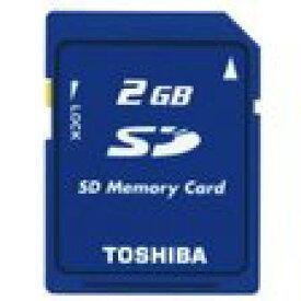 【送料無料】【中古】3DS 東芝/TOSHIBA SDメモリーカード 2GB 3DS 本体