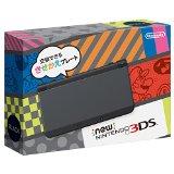 【送料無料】【中古】3DS New ニンテンドー3DS ブラック 本体 任天堂