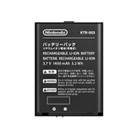 【送料無料】【新品】Newニンテンドー3DS 専用 バッテリーパック (KTR-003) 任天堂 純正品