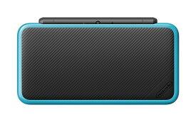【送料無料】【中古】2DS Newニンテンドー2DS LL ブラック×ターコイズ 本体(箱説付き)