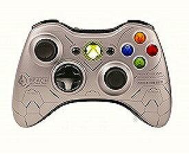【送料無料】【中古】Xbox 360 ワイヤレス コントローラー Halo: Reach リミテッド エディション マイクロソフト