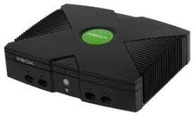 【送料無料】【中古】Xbox 本体 (DVDキット同梱なし) マイクロソフト 本体のみ (コントローラー、ケーブルなし)