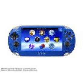 【送料無料】【中古】PlayStation Vita (プレイステーション ヴィータ) サファイア・ブルー (PCH-1000 ZA04) 本体
