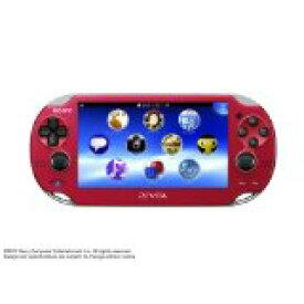 【ジャンク】【送料無料】【中古】PlayStationVita コズミック・レッド (PCH-1100 AB03) 本体 プレイステーション ヴィータ