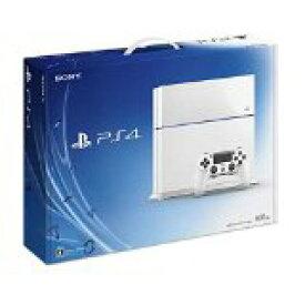 【送料無料】【中古】PS4 PlayStation 4 グレイシャー・ホワイト 500GB (CUH-1100AB02) プレイステーション4 プレステ4