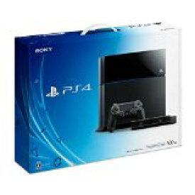 【送料無料】【中古】PS4 PlayStation 4 ジェット・ブラック 500GB PlayStation Camera 同梱版 (CUH-1000AA01)(箱説付き)