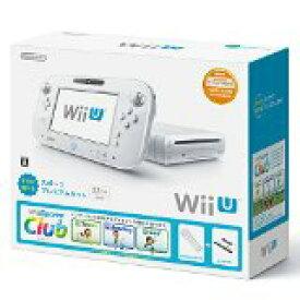【欠品あり】【送料無料】【中古】Wii U すぐに遊べる スポーツプレミアムセット 任天堂 本体 (箱説付き)