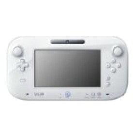 【送料無料】【中古】Wii U Game Pad Shiro 任天堂 本体 ゲームパッド シロ 白